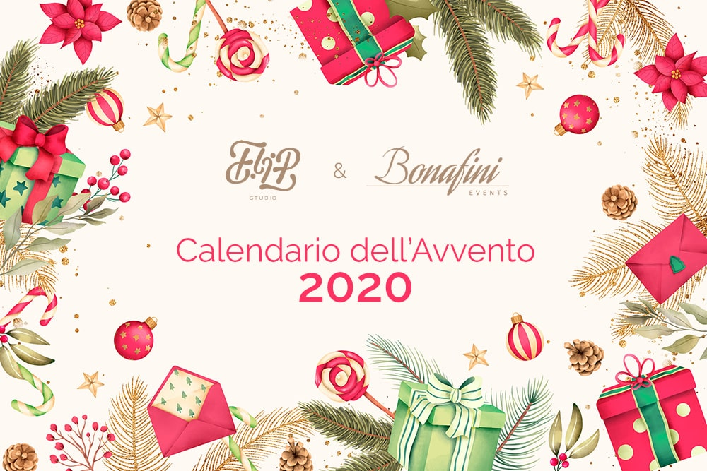 BONAFINI EVENTS – Calendario dell'avvento 2020